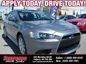 2015 Mitsubishi Lancer SE H.SEATS/NEWTIRES/5-SPEED