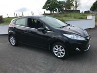 FORD FIESTA 1.25 ZETEC 2010 ***MOT OCTOBER 2018***