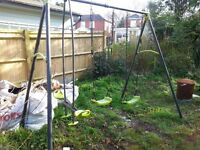 SWING SET GARDEN CHILDRENS