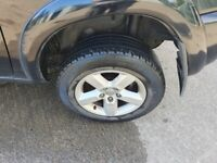 Toyota Rav 4 16 inch alloy wheels and tyres £250