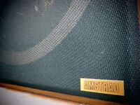Amstrad vintage stereo