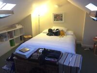 Large Attic Room in A Shared House