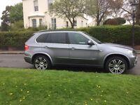 BMW X5 XDRIVE MSPORT 2010 SEMI AUTO FSH 2 FORMER KEEPERS