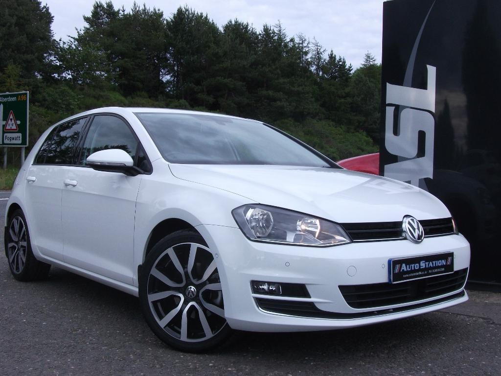 volkswagen golf 2 0 tdi gt 5dr white 2015 in elgin moray gumtree. Black Bedroom Furniture Sets. Home Design Ideas