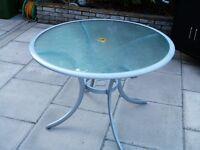 Garden table foor sale.