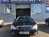 LOW MILES GERMAN LIMOUSINE MERCEDES S-CLASS 320*DIESEL* FULL YEAR MOT, FSH, *WARRANTY AVAILABLE*