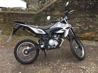 Yamaha WR125R for sale