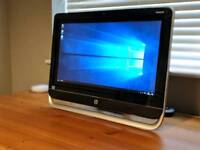 HP Pavilion TouchSmart 23-f281ea All-in-One Desktop PC (i5 8gb 256ssd)