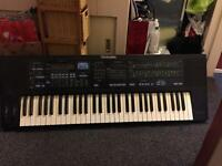 Technics ax7 keyboard synthesiser