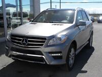 2012 Mercedes-Benz M-Class ML 350 BlueTEC 2012