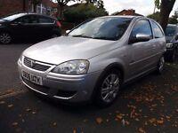 Vauxhall corsa salvage unrecorded