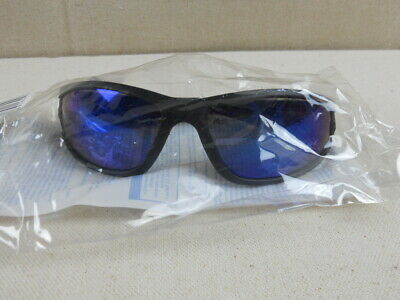 3m Protective Eyewear - Black Plastic Safety Glasses - Sunglasses - Gray Lenses