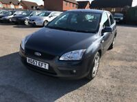 2007 ford focus 1.6 diesal ,new tubo and dpf
