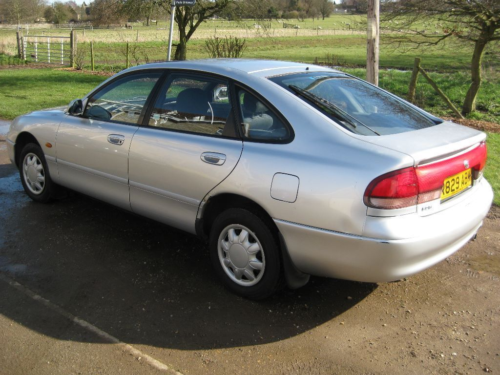MAZDA 626 gxi 1997,1839cc , 5 Door Hatchback . Petrol. Manual.
