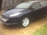 2014 *64 REG* FORD FIESTA 1.2 very low mileage 9000 miles
