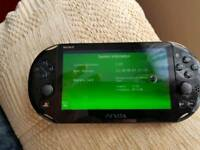 Ps vita slim and 16gb memory card on firmware 3.68