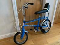 RALEIGH TOMAHAWK - REDUCED - RESTORED TO MINT CONDITION! WOW!!!