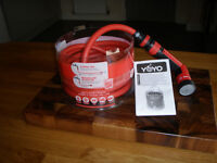 Now REDUCED by £5 to ONLY £10. Used once - Amazing YOYO 8m Hose - Bought Wrong Size In Error