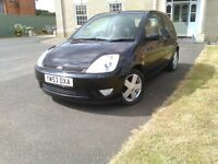 2004 Ford Fiesta, 1.4 Turbo Diesel, 3 Door, low mileage, road tax, insurance group, economical