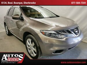 2013 Nissan Murano LE PLATINUM AWD + GPS + CUIR + MAGS 20
