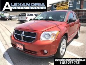 2010 Dodge Caliber SXT safety included