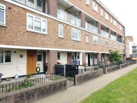 3 BEDROOM FLAT, MILE END, EAST LONDON, BOW, CLOSE TO PARK, CANAL, £450 PW