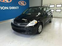 2008 Nissan Versa 1.8 S, Automatic, Air Conditioning