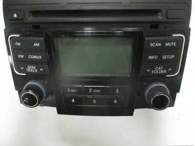 Audio Equipment Radio Receiver Assembly ID 961803Q000 Fits 11 SONATA 96180-3Q000