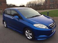 Rare Sports Blue Honda EDIX/ FRV 2.0 Vtec Automatic 60K New Import Body Kit