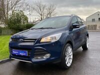 13 Ford Kuga 2.0TDCI Zetec (20inch wheels included!!)