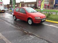 Punto 1.2 active sport, ideal run about or cheap delivery / work car px to clear
