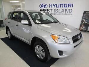 2012 Toyota RAV4 FWD 2.5L 65$/semaine