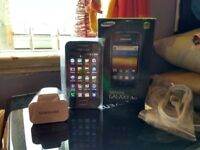 Samsung galaxy Ace brand new open to all networks