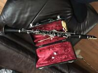 Clarinet (Yamaha)