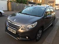 Peugeot 2008 1.2 Automatic year 2015 - Low mileage