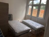 For rent 2 double rooms in 4 bedrooms house in North Finchley(London)