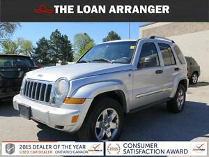 2007 Jeep Liberty Limited 4WD Cambridge Kitchener Area image 1