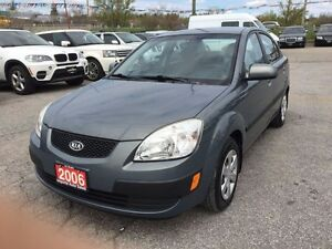2006 Kia Rio EX POWER WINDOWS / LOCKS