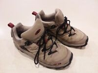 Salomon Sensifit walking shoes size 8 Eur 42 US 9.5