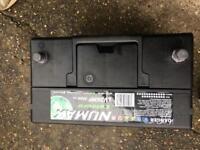 Numax 95ah caravan battery