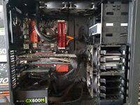 Custom Built Gaming Computer
