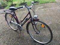 Ladies Kalkhoff bike