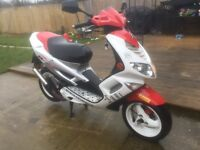 Peugeot speedfight 2 50cc scooter moped 2009