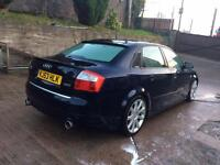 "2003 Audi A4 1.9 tdi not passat golf bora a3 Toledo is200 Leon 320d 18"" alloy wheels"