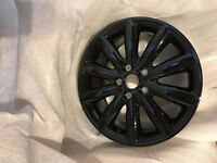 "17"" MINI F56/F55 COSMOS BLACK ALLOY BRAND NEW BOXED"