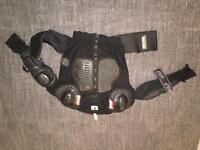 Motorcross body armour
