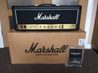 Marshall Jcm800 2203x 100 watt valve head boxed serviced