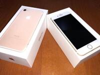 iPhone 7 256GB Gold - Factory unlocked