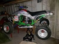 Honda trx250r quad