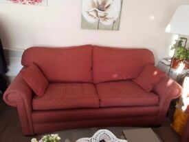 Sofa bed plus 1 Armchair
